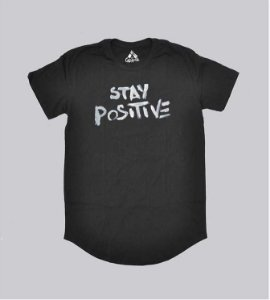 Camiseta Stay Positive