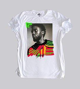 Camiseta  arte  Chadwick Boseman