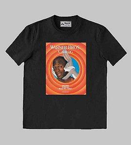 Camiseta estampada space jam
