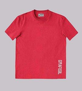 Camiseta logo grafisil