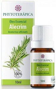 Óleo Essencial de Alecrim|Phytoterápica 10ml