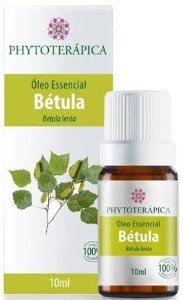 Óleo Essencial de Bétula|Phytoterápica 10ml