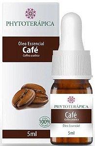 Óleo Essencial de Café|Phytoterápica 5ml