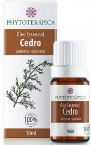 Óleo Essencial de Cedro|Phytoterápica 10ml