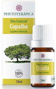 Óleo Essencial de Copaíba Destilada|Phytoterápica 10ml