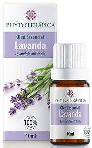 Óleo Essencial de Lavanda|Phytoterápica 10 ml