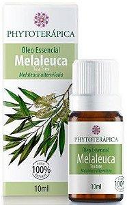 Óleo Essencial de Melaleuca (Tea Tree)|Phytoterápica 10ml