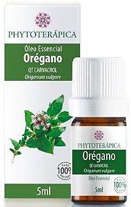 Composto Essencial de Orégano|Phytoterápica 5 ml