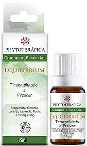 Óleo Essencial Equilibrium|Phytoterápica 15ml