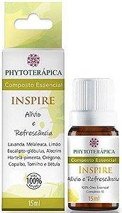Composto Essencial Inspire|Phytoterápica 15 ml