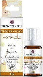 Composto Essencial Motivação|Phytoterápica 15 ml