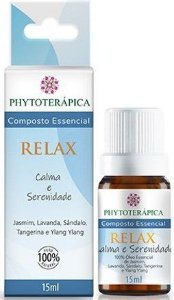 Composto Essencial Relax|Phytoterápica 15 ml