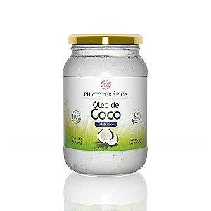 Óleo de Coco Extravirgem Orgânico|Phytoterápica 500ML