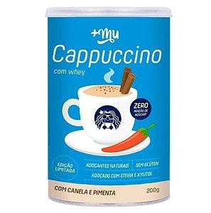 Cappuccino canela pimenta| +mu matinais 200G