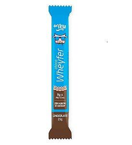 Chocowheyfer Chocolate| +mu snack 25g