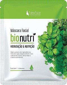Máscara Facial BioNutri l NewFace