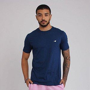 T-shirt Básica - Azul Marinho