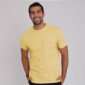 T-shirt Básica - Amarela