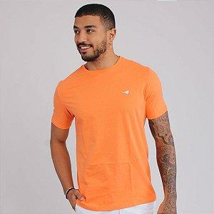 T-shirt Básica - Laranja