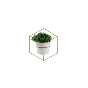 Schmitt Aramados - Floreira Hexa 41 x 35 cm - Dourado