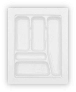 MoldPlast - Organizador de Gaveta 36,2 x 46 cm Branco 2,0mm - OG-01