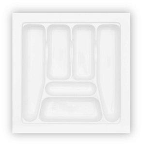 MoldPlast - Organizador de Gaveta 46,3 x 47,5 cm Branco 2,0mm - OG-30