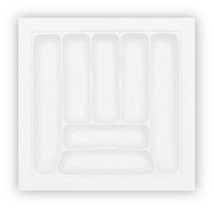 MoldPlast - Organizador de Gaveta 51 x 49,7 cm Branco 2,0mm - OG-58