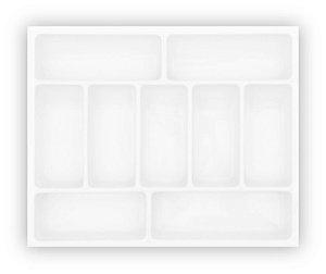 MoldPlast - Organizador de Notas 44,6 x 36,3 cm Branco 2,0mm - ON-12