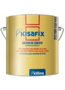 Killing - Cola de Contato Premium Kisafix - 2,8kg