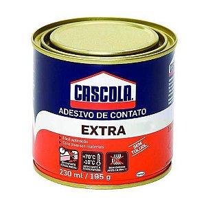 Henkel - Adesivo Cascola Extra s/ Toluol 195g