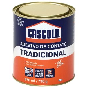 Henkel - Adesivo Cascola Extra s/ Toluol 730g