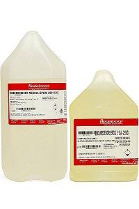 Redelease - Resina Epoxi 2001 (5kg) + Endurecedor 3154 (2,5kg)
