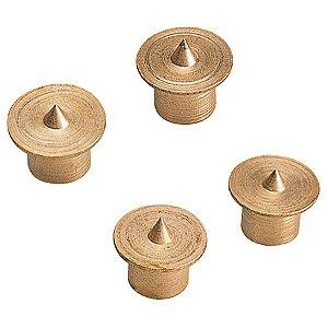 Wolfcraft - Marcadores para cavilhar de 10 mm (4pçs) – 2913 000