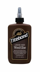 Titebond – Cola para Madeira Titebond Liquid Hide Glue 237ml (5013)