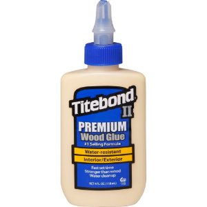 Titebond - Cola Premium II Wood Glue 237ml (5003)