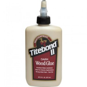 Titebond – Cola para Madeira Titebond II Dark Wood Glue - 237ml (3703)