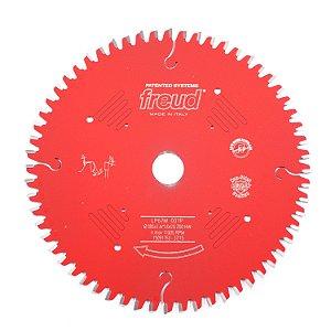 """Disco de Serra Circular 185 mm x 2,4 (7.1/4"""") 60z Dentes - LP67M-001 F20 ALT p/ cortar MDF - Freud"""
