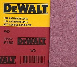 DeWalt - Lixa Seco Estearato G 180  230x280mm
