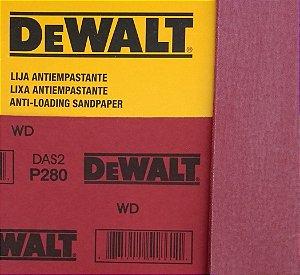 DeWalt - Lixa Seco Estearato G 280  230x280mm