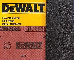 DeWalt - Lixa Ferro G  60 230x280mm