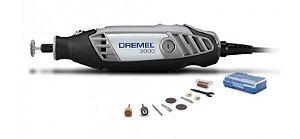 Dremel - Microrretifica 3000 N/10 (220V)