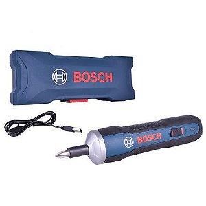 Parafusadeira Reta a Bateria Go 3,6 V 1,5 Ah - Versao Solo - Bosch