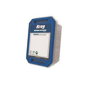 Kreg - Estojo para Ferramenta Pequeno c/ 4 Unid - KSS-S - Hardware Container - Small