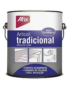 AFIX - Cola de contato ARTICOLL Tradicional 2,8 KG - ONU 1133