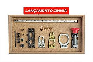 Aluzini - KIT Gabarito Grampo NEW - ZINNI