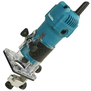 MAKITA - Tupia 3709 p/ laminados 220 V~ 530 Watts (6mm)