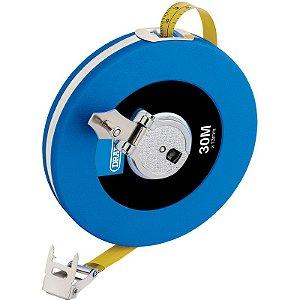 DRAPER - Trena Profissional - Fita Métrica - 30 Metros - 100 FT (88217) Steel Measuring Tape