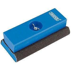 DRAPER - Bloco de lixamento (17163) Shaped Mini Sanding Block (Taco Lixar)