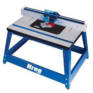 Kreg - Mesa de Bancada p/ Tupia PRS2100 - Precision Benchtop Router Table