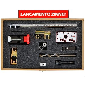 ZINNI - KIT Gabarito Rafix/VB (Escala) - (AZ010GAB08E) Aluzini